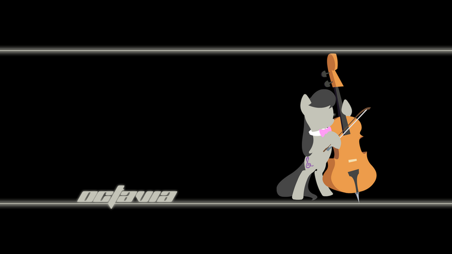 Octavia Wallpaper by Alexstrazse