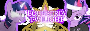 Equestria Twilight by Alexstrazse