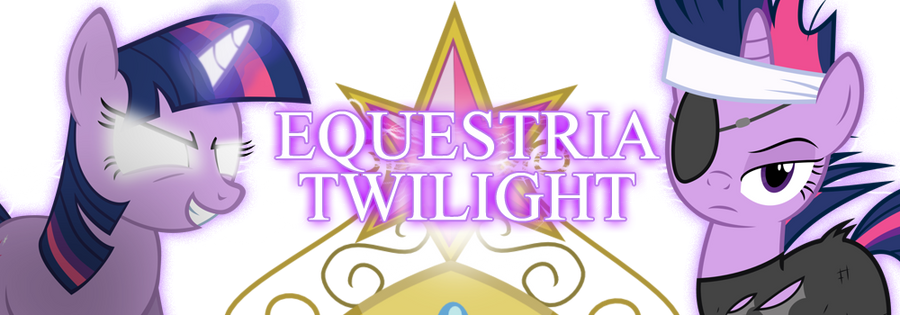 Equestria Twilight by Alexstrazse