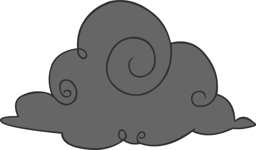 a little black storm cloud by alexstrazse on deviantart rh alexstrazse deviantart com cartoon character with storm cloud over head pictures of cartoon storm clouds