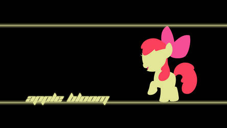 Apple Bloom Wallpaper Alt by Alexstrazse