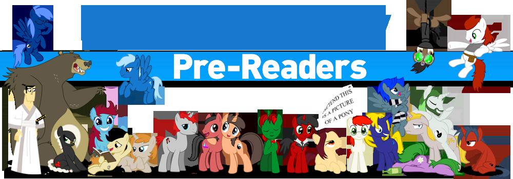 Pre-reader Anniversary Banner #2