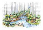 Aerial Perspective (Landscape Design) by aeonsiege