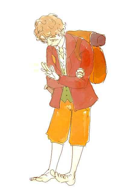 Bilbo by dugonism