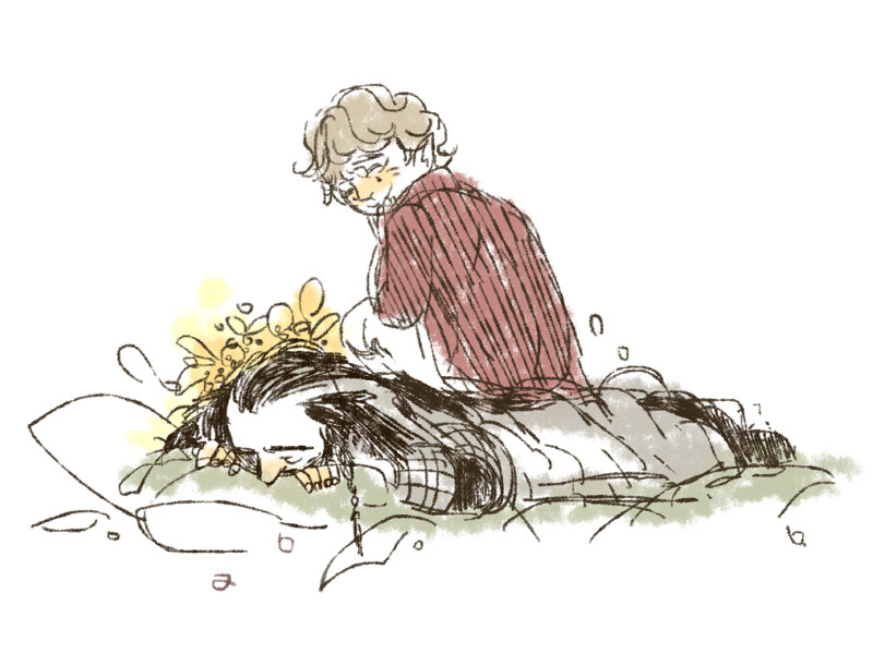 Thorin x Bilbo 2 by dldls902