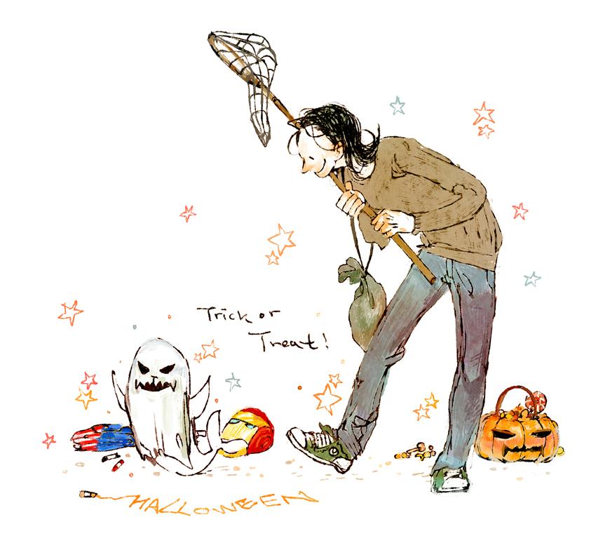 Happy Halloween! by dldls902