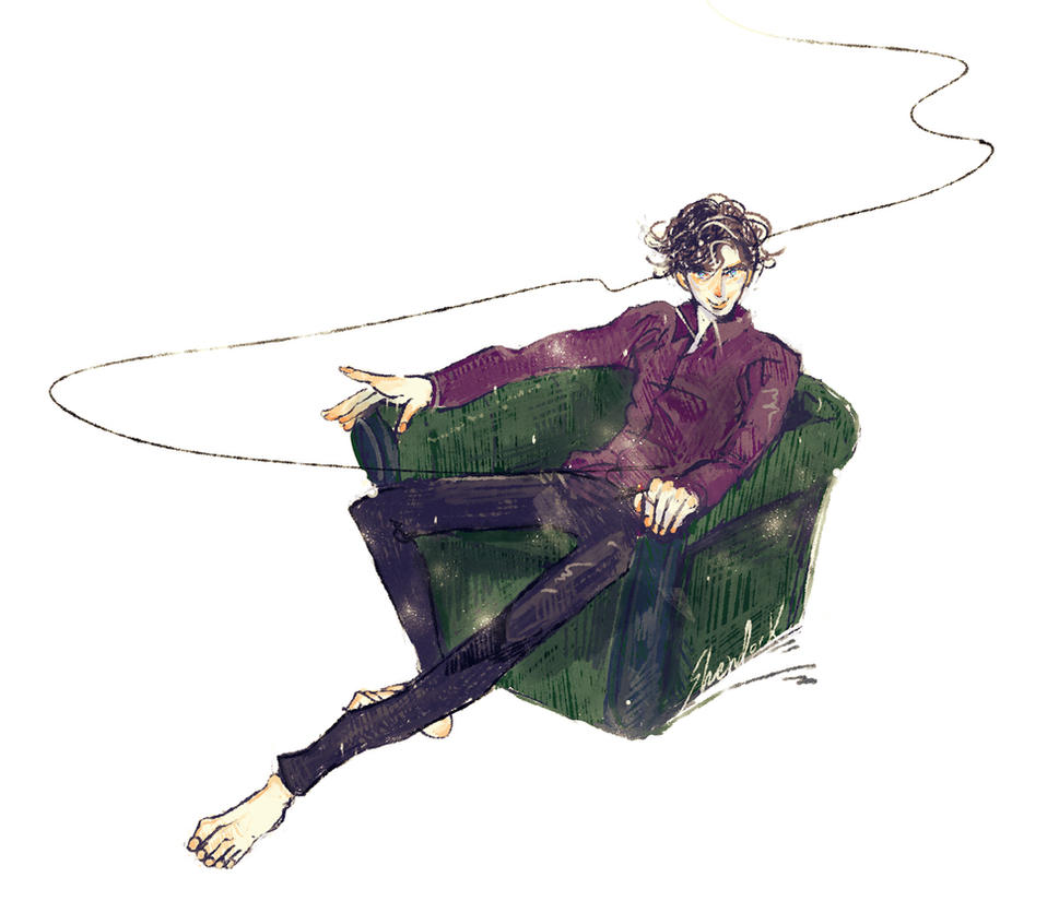 Sherlock by dugonism