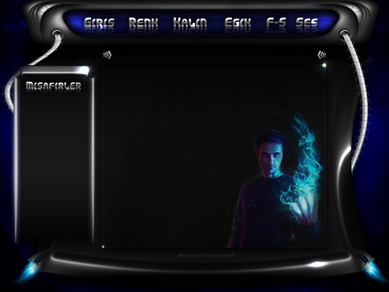 Flatcast Radio Theme : 001 by YoRqUn on DeviantArt