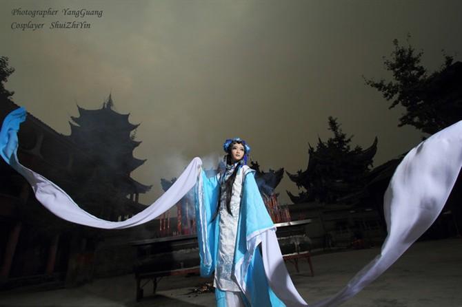 ChangAnHuanYe - QingLianJi by ouyangyangguang