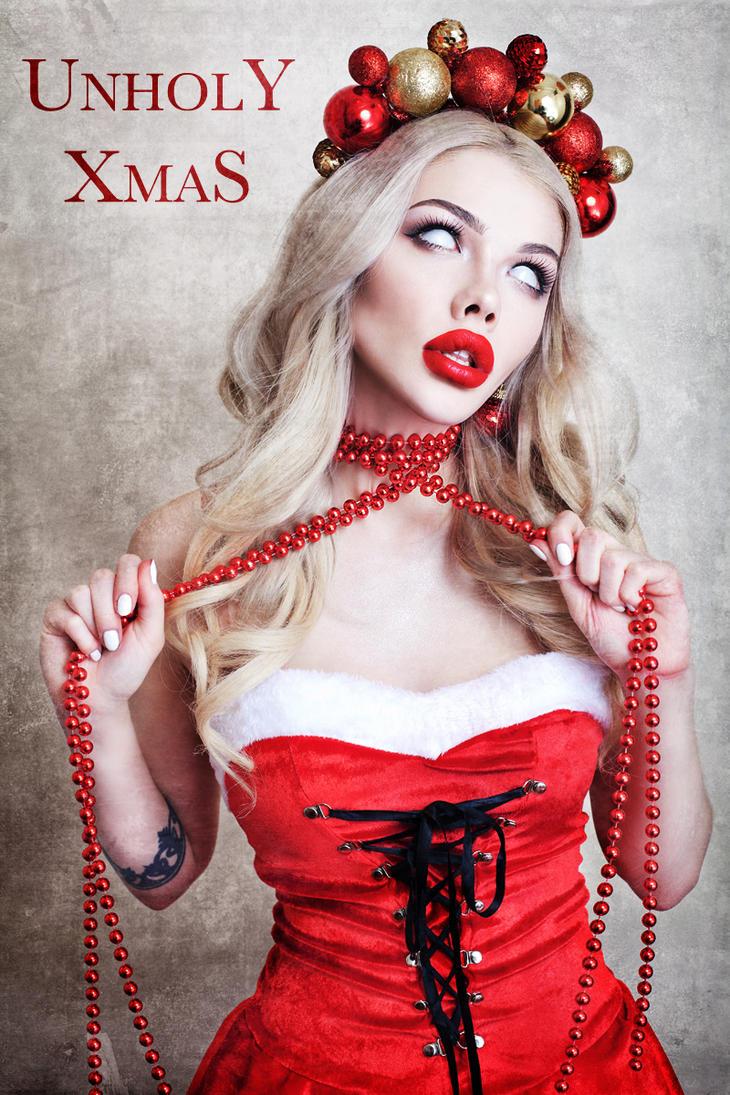 Unholy Xmas by Glenofobia