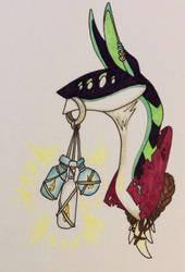An Apostate's Lantern by EmpressAkitla