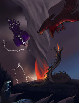 Galyx of Fire