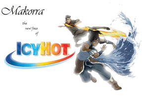 ~*Makorra*~ The New Face of IcyHot by Mannie258