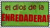 El dios de la enredadera stamp by emo-city
