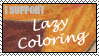I support lazy coloring stamp by emo-city