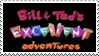 Bill and Ted stamp by emo-city