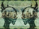 cyberheads by skumm