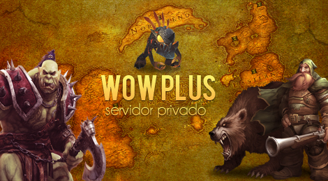 World of warcraft private server wow plus by martintwo on deviantart
