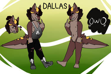 Dallas - Reference by LesbianLizards