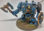 Space Wolves Venerable Dreadnought by SirPerryBerry