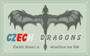 Czech  dragons by Equitrax