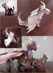 Papertoy Equitrax by Equitrax