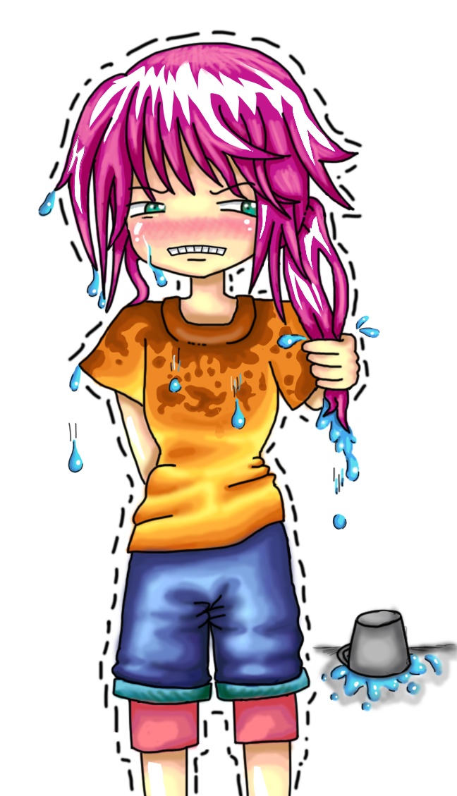 ALS ICE BUCKET CHALLENGE CONTEST ENTRY~! by janzram