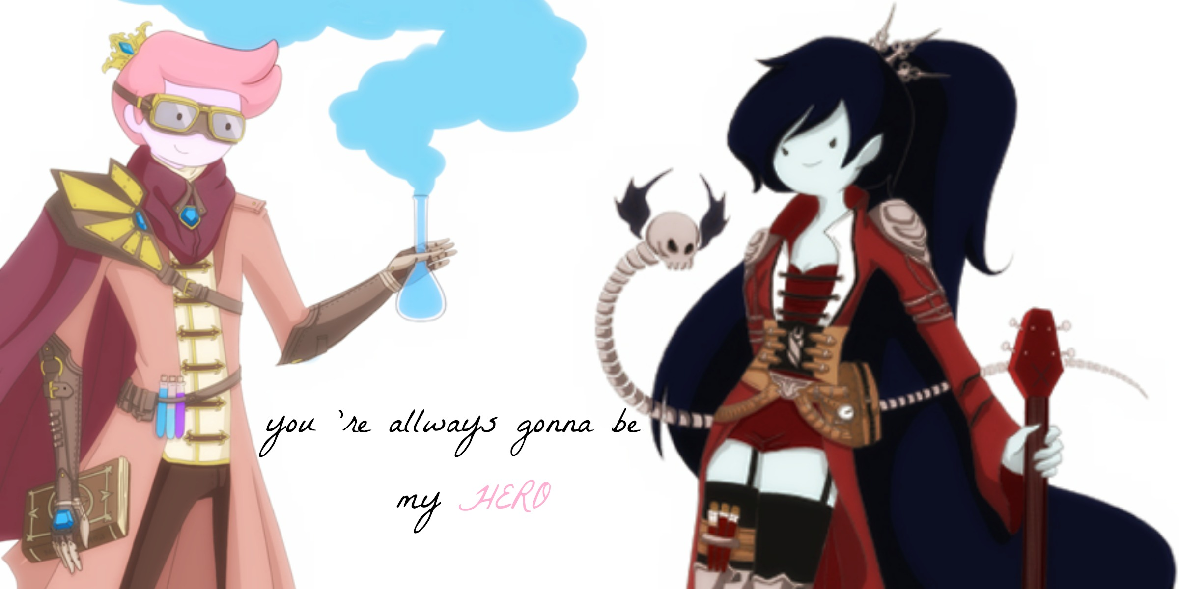 Prince gumball and marceline fanfiction