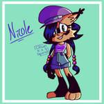 Nicole lookin cute