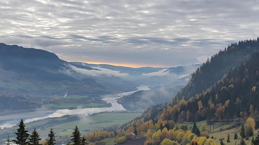 mountain view by igotnoname