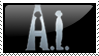 Artificial Intelligence Stamp by Neitling