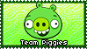 Team Piggies Stamp 2 by ihearttoronto