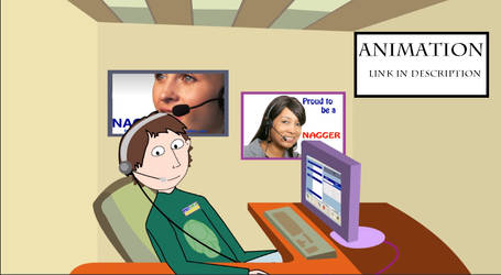 Garry's Job Hunt - Callcenter