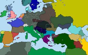 Atlantropa under Kaiserreich (request for Darne93) by Sythesol