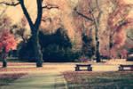 Dreamy little Place by LaCiel