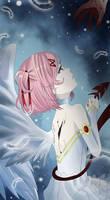 Angel Natsuki by Angon623