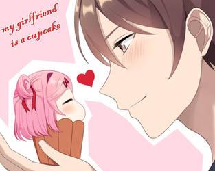My Girlfriend is a Cupcake