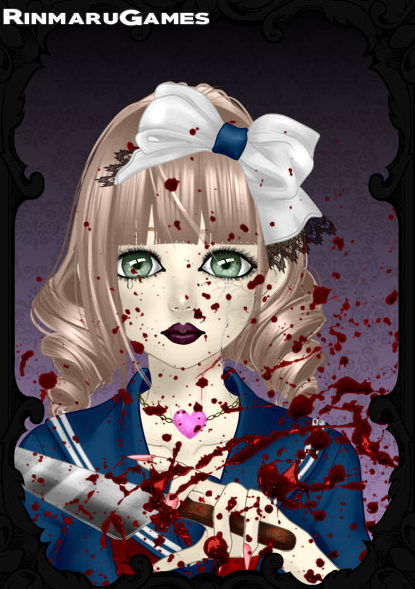 Spooky doll creator