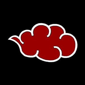 Naruto - logo of Akatsuki by NaguX
