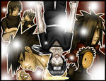 End of Uchiha Itachi