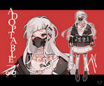 ADOPTABLE Auction #07 [OPEN]
