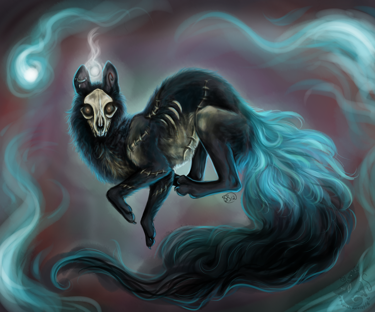 Will O' Wisp by animalartist16