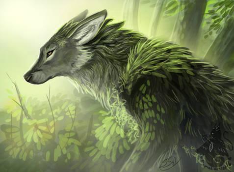 Swamp Wolf