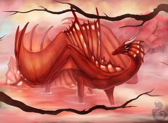 Cherry River by Kasaurus