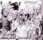 Cutthroat Thrash Metal Slaughter