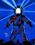 Inktober: John Carpenter's the Thing