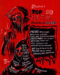 Top 10 Metal Releases 2020