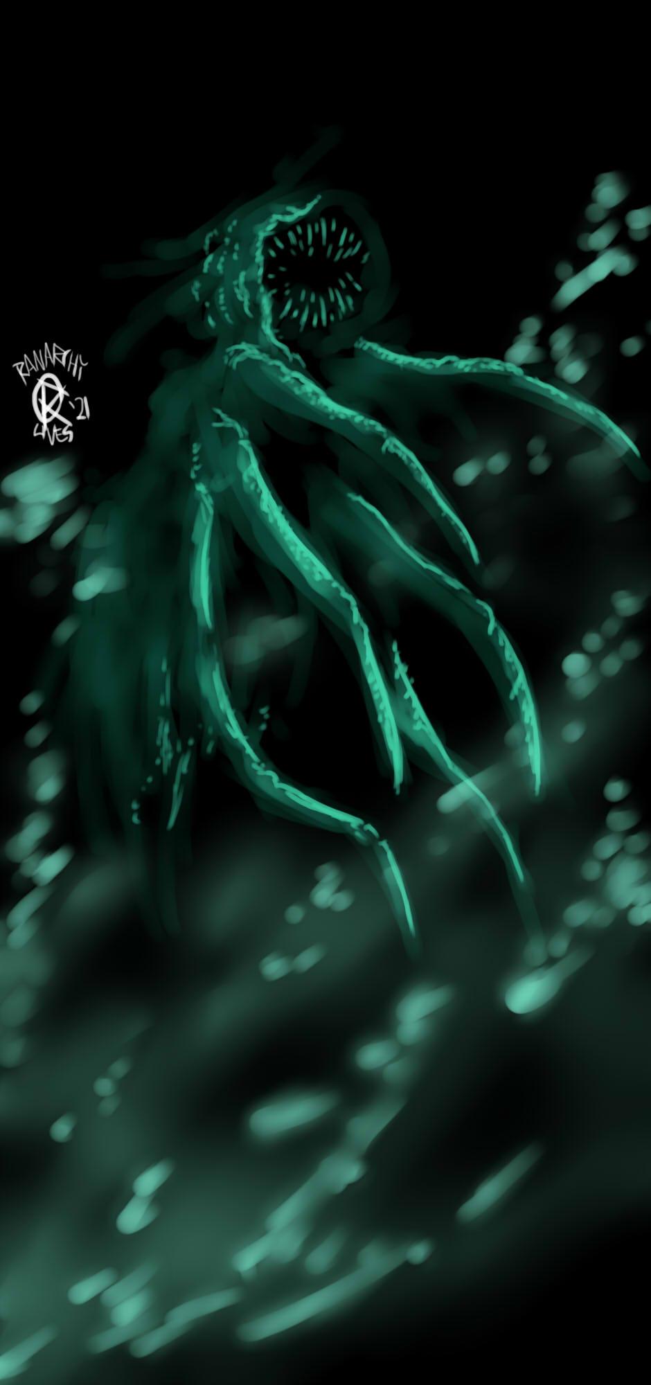 Deep Sea Reaper