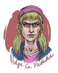 Helga Pataki - Highschool