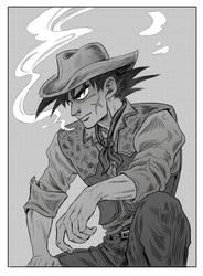 Cowboy Bardock